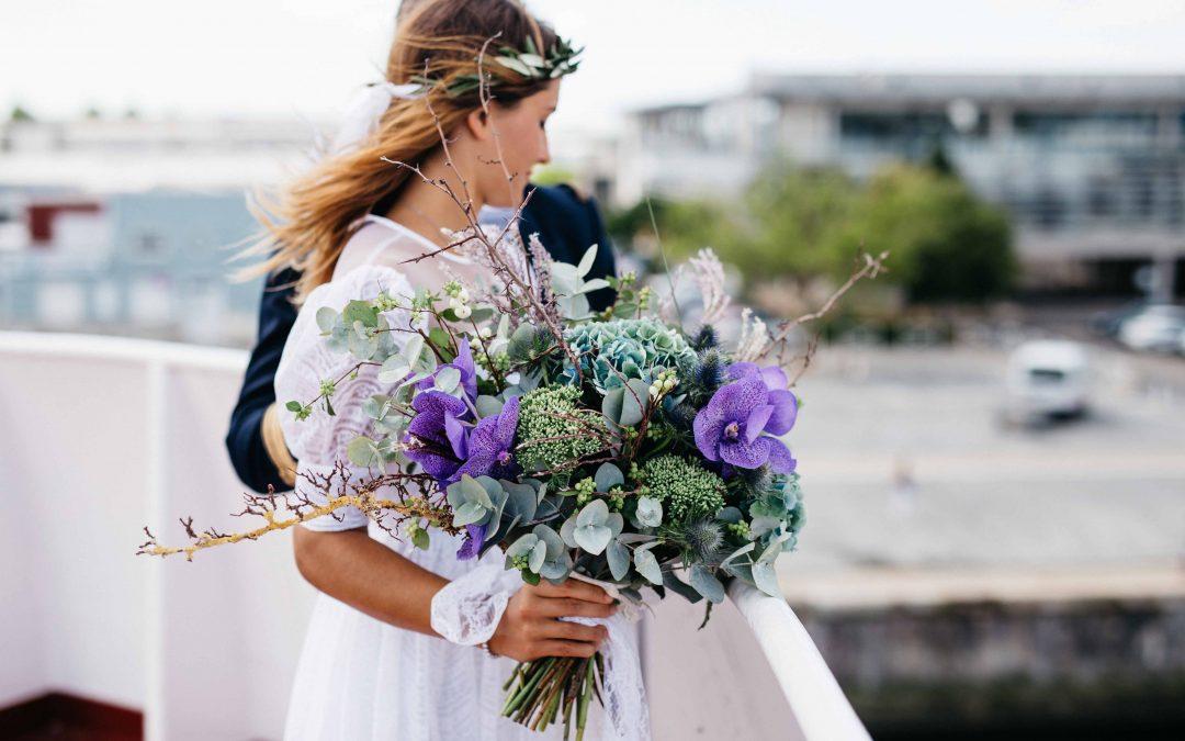 Bouquet da sposa: le caratteristiche e le tipologie di un bouquet perfetto