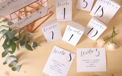 Tableau de mariage: cosa è, come realizzarlo e come disporre gli ospiti